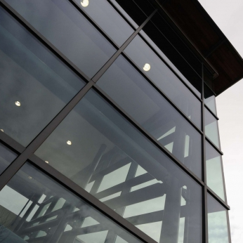 Glass Front